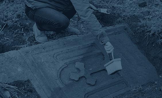 Старое кладбище Таганрога. Исследования и находки