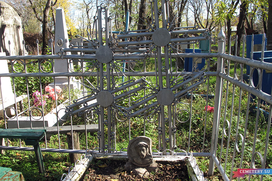 Старое кладбище Таганрога. Усыпальница Ф. Д. Котопули