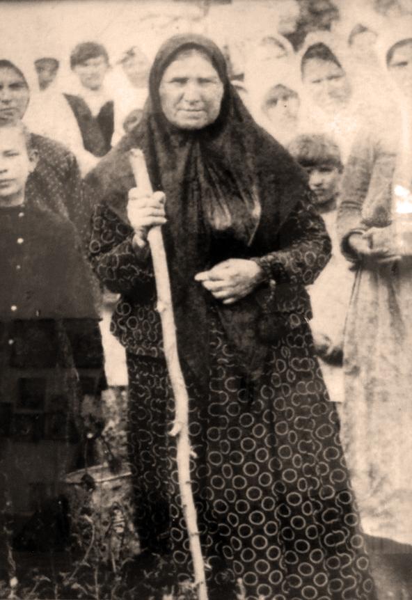 Старое кладбище Таганрога: Мария Андреевна Величко, послушница старца Павла Таганрогского.