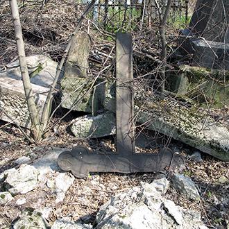 Старое кладбище Таганрога, Участок Ильченко