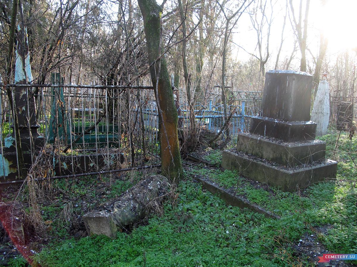 Старое кладбище Таганрога. Т. К. Волгина (Грекова)