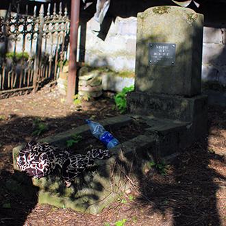 Старое кладбище Таганрога. Бабаян Н. А.