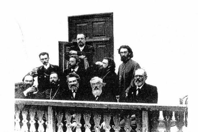Старое кладбище Таганрога: Преподаватели Мариинской гимназии в Таганроге