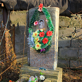 Старое кладбище Таганрога. Олейников Р. П.