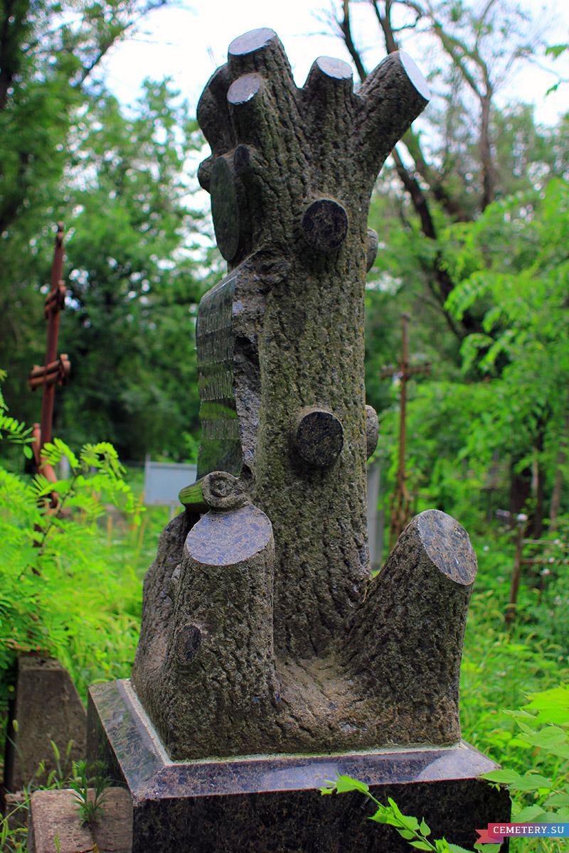 Старое кладбище Таганрога. А. Ф. Дьяконов