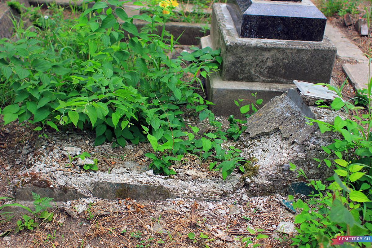 Старое кладбище Таганрога. А. Е. Торба