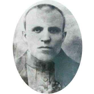 Старое кладбище Таганрога: сидельник петр федорович