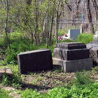 Старое кладбище Таганрога. Н. Р. Егорова