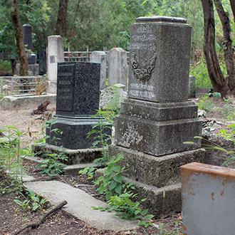 Старое кладбище Таганрога, Участок Мелентьевых