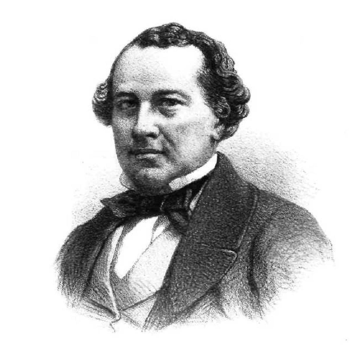 Старое кладбище Таганрога: Николай Дмитриевич Алфераки (1815-1860)