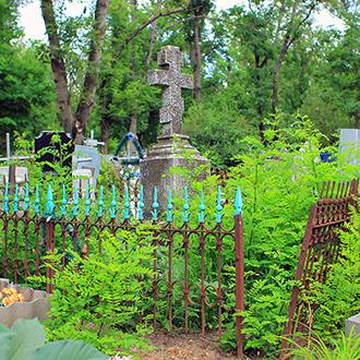 Старое кладбище Таганрога, Участок Чеботарева И. Я.