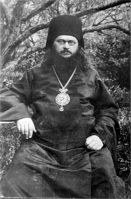 Старое кладбище Таганрога: Архиепископ Арсений
