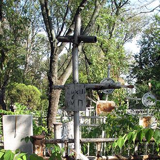 Старое кладбище Таганрога. Сухин М. П.