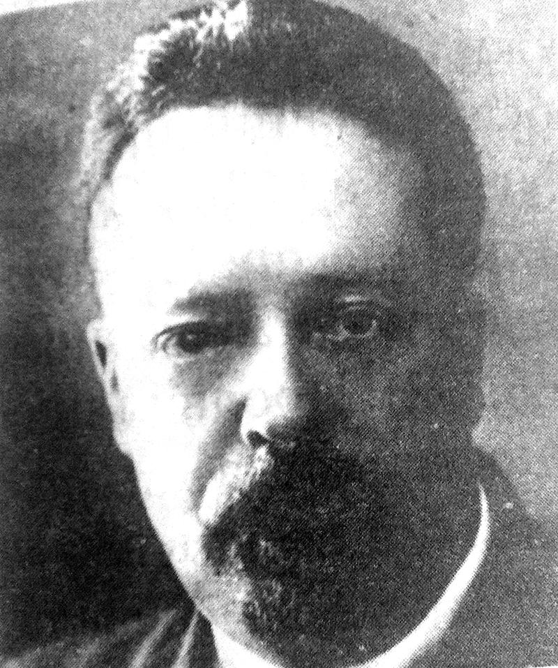 Старое кладбище Таганрога: Зак Вениамин Владимирович (1874-1938)