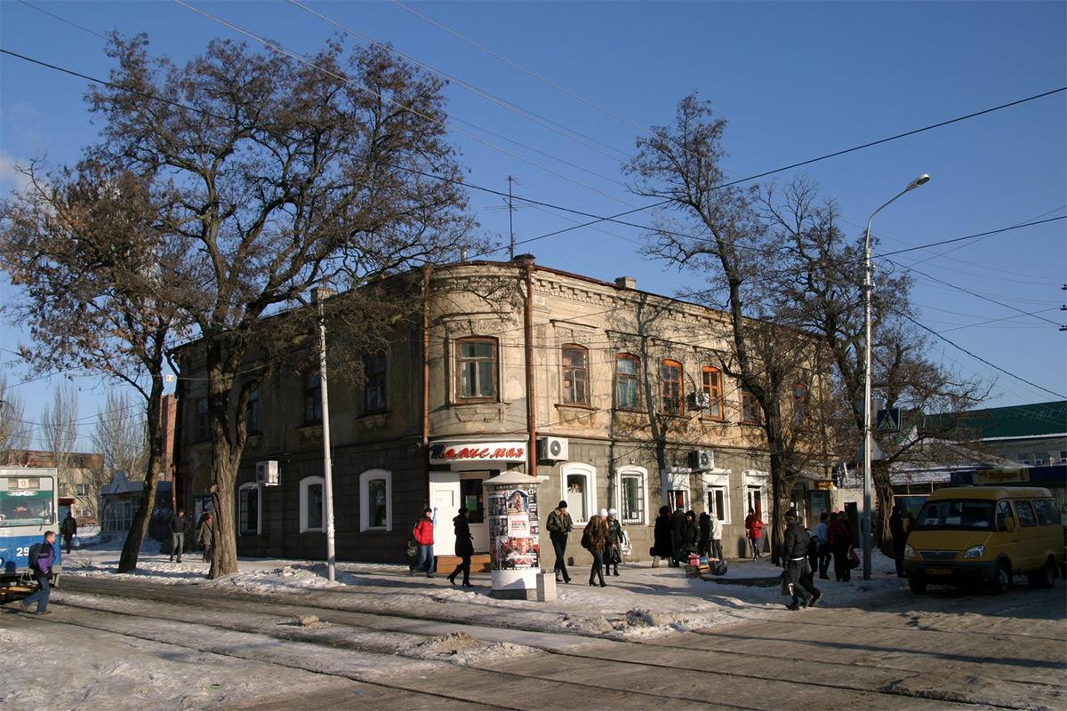 Старое кладбище Таганрога: Дом по улице Чехова, 30