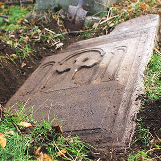 Старое кладбище Таганрога. Прапорщик Атаманенко