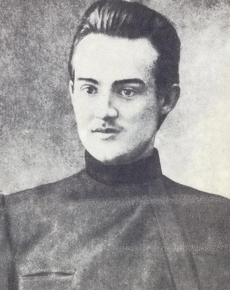 Старое кладбище Таганрога: Иван Дмитриевич Василенко
