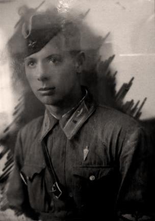 Старое кладбище Таганрога: Федор Иванович Василенко, единственный сын писателя. Погиб на фронте. Летчик.