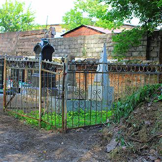 Старое кладбище Таганрога, Участок Мороз А. Т.