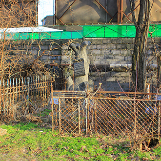Старое кладбище Таганрога, Участок Ивановой, Поповых, Фесенко