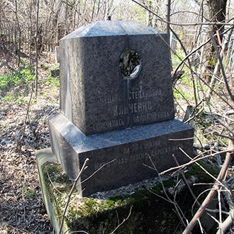 Старое кладбище Таганрога. Пелагея Ильченко