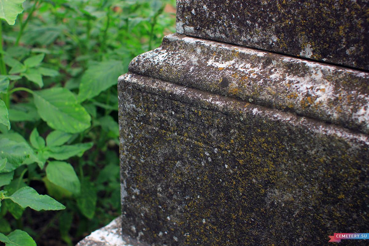 Старое кладбище Таганрога. И. Я. Чеботарев