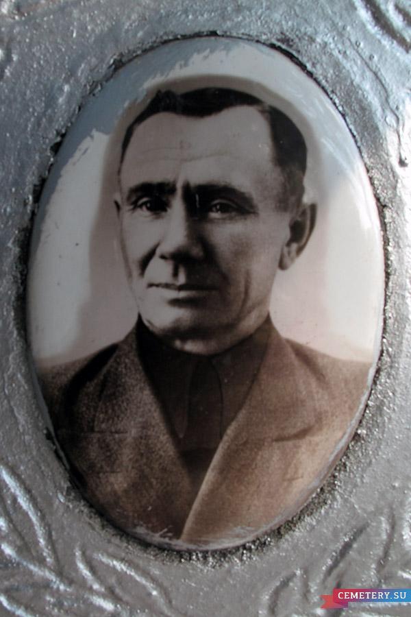 Старое кладбище Таганрога: Войцеховский Гавриил Викторович