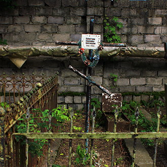 Старое кладбище Таганрога. Капустины, Смирновы, Брагинцевы