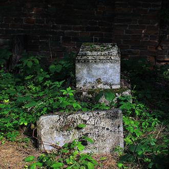 Старое кладбище Таганрога. Г. Г. Новарнов
