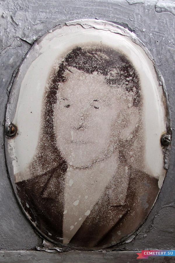 Старое кладбище Таганрога: Чеха Егор Филиппович (1900-1971)