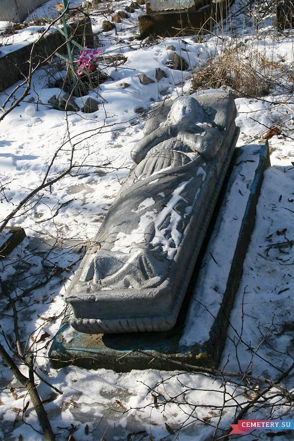 Старое кладбище Таганрога. Уснувшая навсегда (Утопленница)