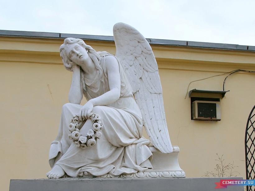 Старое кладбище Таганрога. И. Делапорте