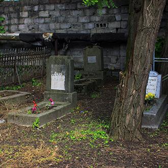 Старое кладбище Таганрога, Бабаян, Свет, Анастасьев