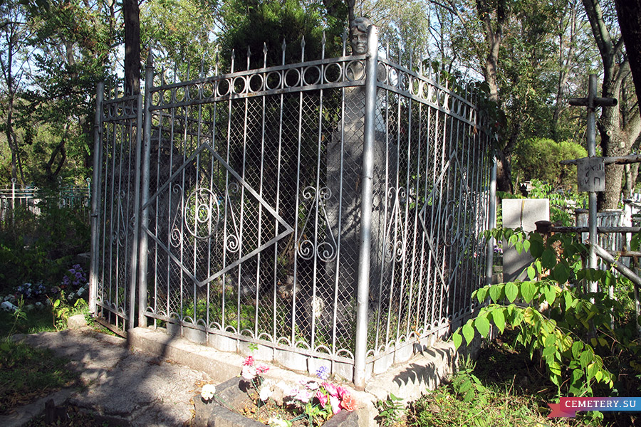 Старое кладбище Таганрога. Балясникова Татьяна