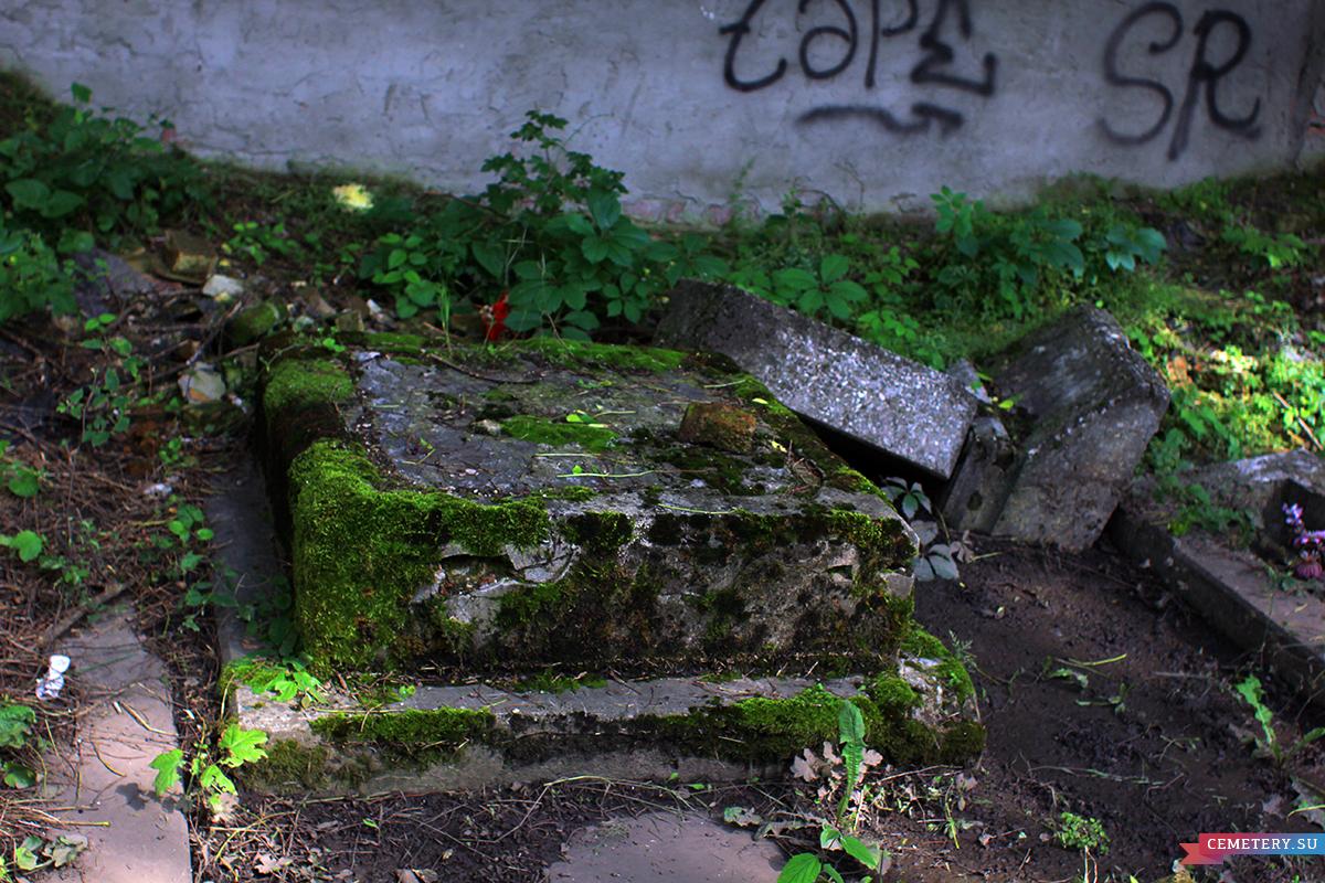 Старое кладбище Таганрога. Овечкина Е. П.