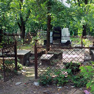 Старое кладбище Таганрога. Трофимовы, Лазаревы, Вербовские, Кузнецовы