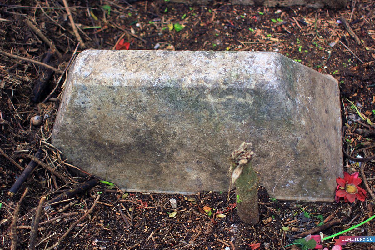Старое кладбище Таганрога. Эмили Емес