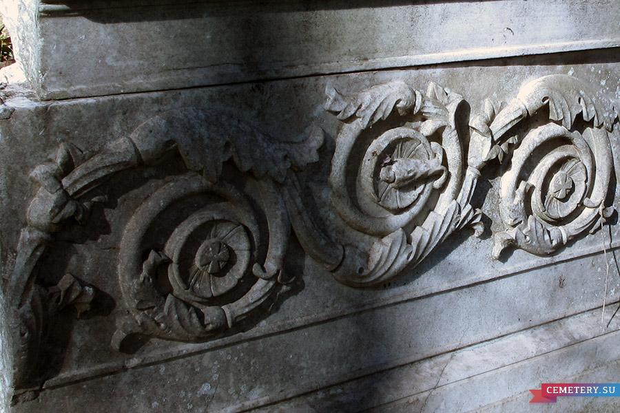 Старое кладбище Таганрога. Братья Моиссон