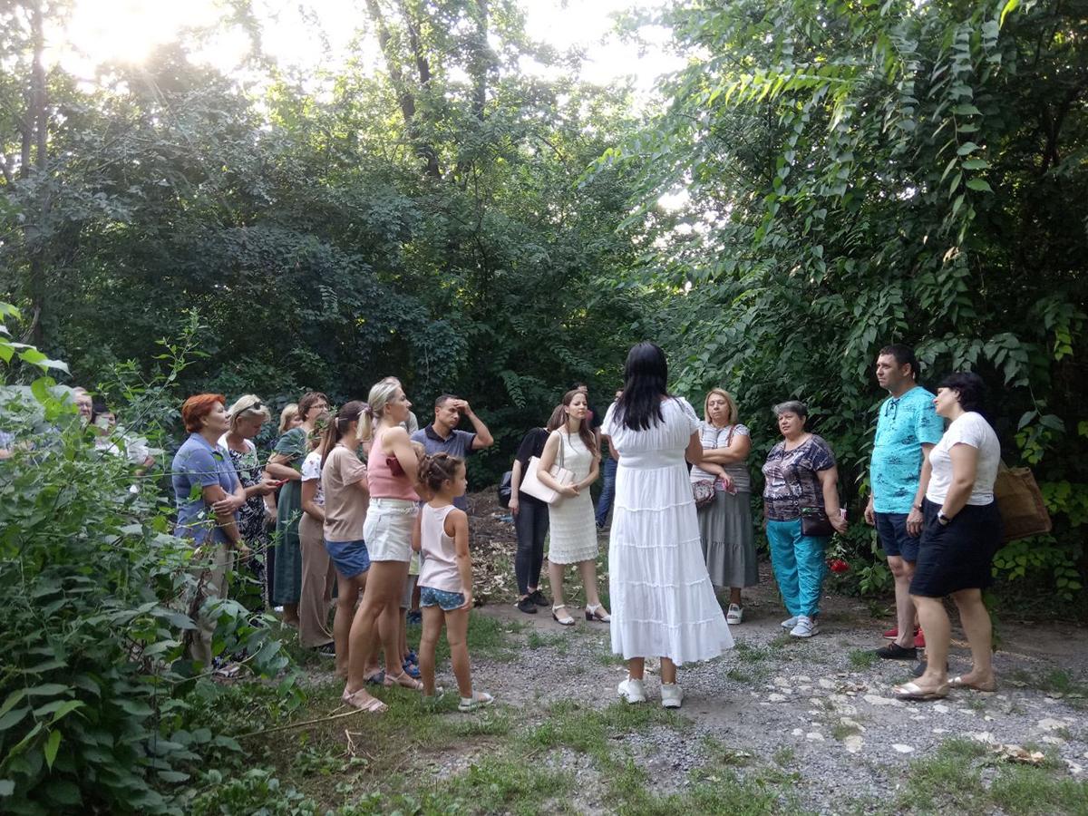 Экскурсия по старому кладбищу Таганрога Сирота Е.В.
