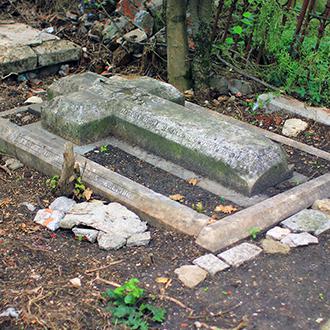 Старое кладбище Таганрога. Джон Емес