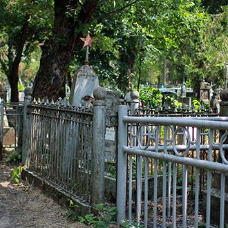 Старое кладбище Таганрога, Участок Евминенко