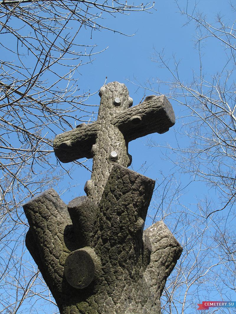 Старое кладбище Таганрога. А. Я. Кудрин