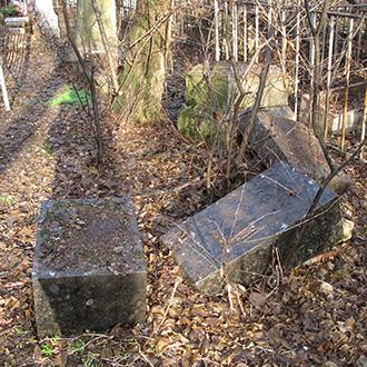 Старое кладбище Таганрога. Л. Д. Магула