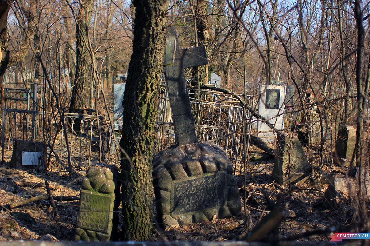 Старое кладбище Таганрога. Маргарет и И. Ланкау