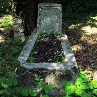 Старое кладбище Таганрога. Щирицын С. И.