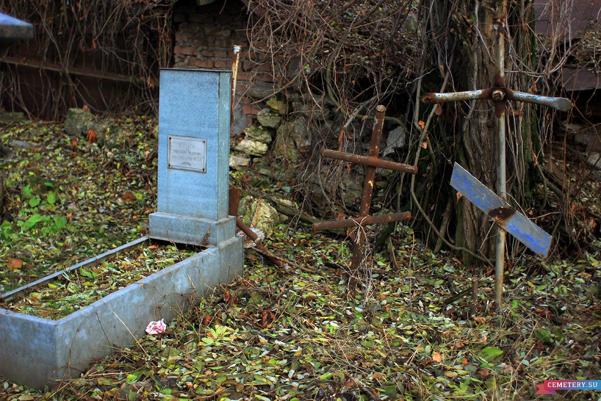 Старое кладбище Таганрога. Логачевы